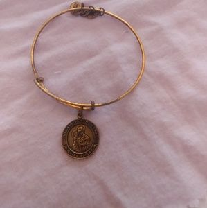 "Jewelry - Alex and Ani ""Saint Anthony"""